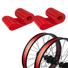 2PCS PVC Bike Rim Strip Inner Tube Protector for 26'' Fat Tire